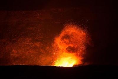Materi Aktivitas Magma (Bentuk Gunung Berapi & Letusannya)
