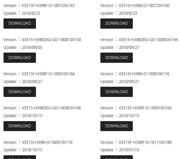 جميع فلاشات Infinix Smart 2 X5515 / X5515F / X5515I بروابط