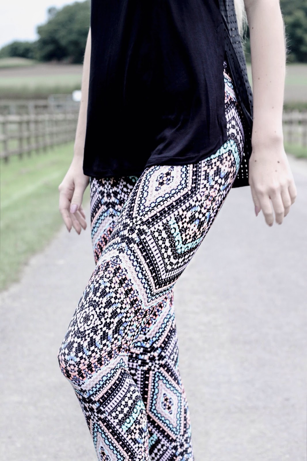 Seafolly Indian Summer Aztec Leggings