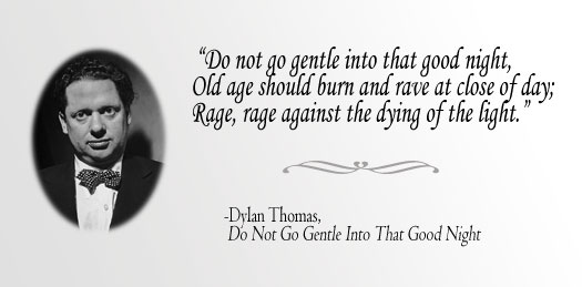 Quotations by Dylan Thomas