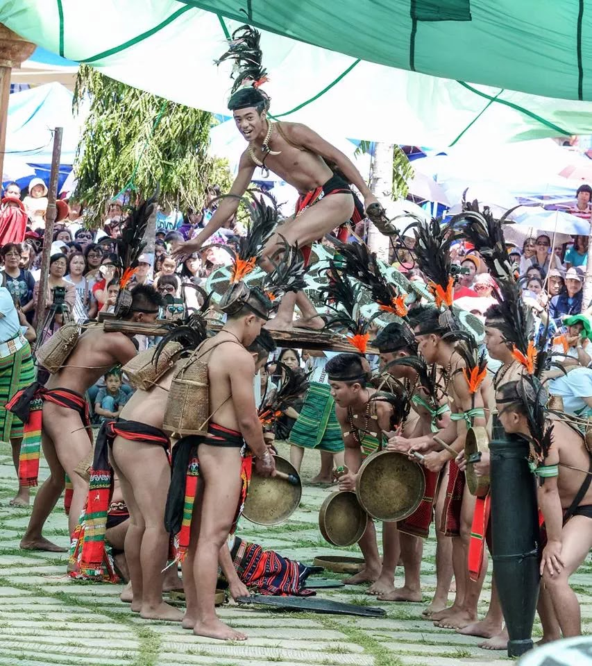 Elevate Me Ethno Indigenous Cultural Presentation 13th Lang-Ay Festival Bontoc Mountain Province Cordillera Administrative Region Philippines