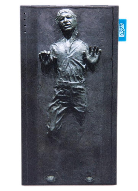 Han in Carbonite Power Bank
