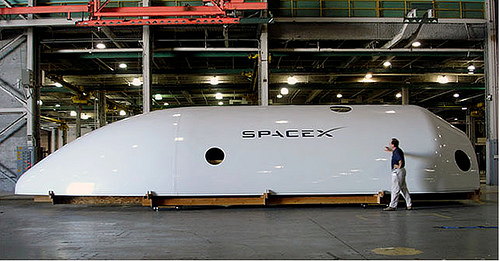 Elon Musk's SpaceX wants to try recycling more of Falcon 9 rocket