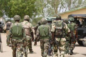 Nigeria Army arrested 630 Book Haram members