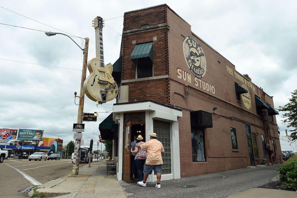 Nashville risalente a oltre 40