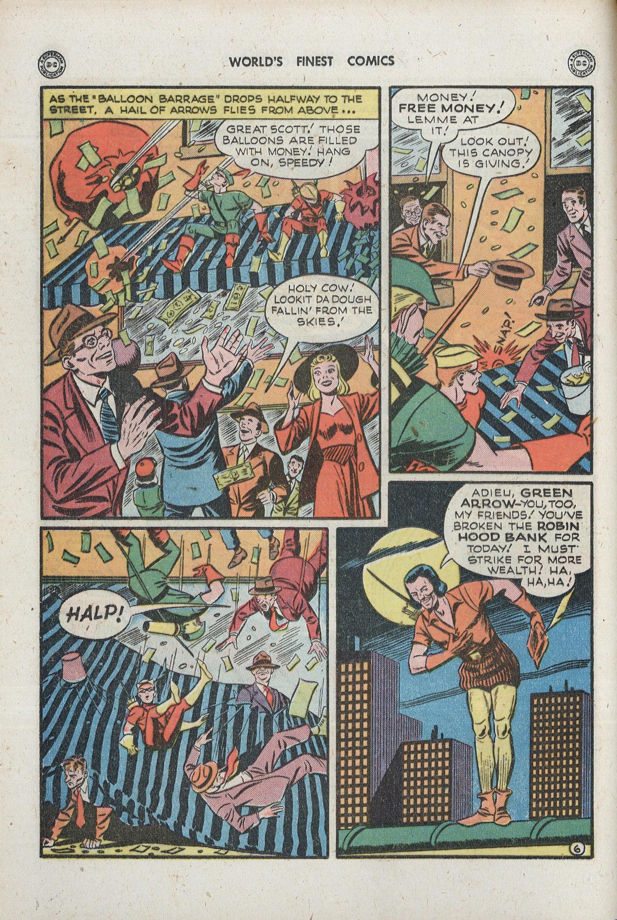 Read online World's Finest Comics comic -  Issue #33 - 22