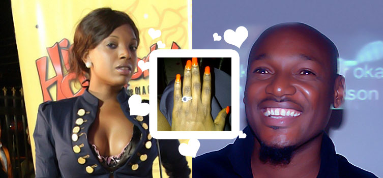 2face idibia annie macaulay wedding