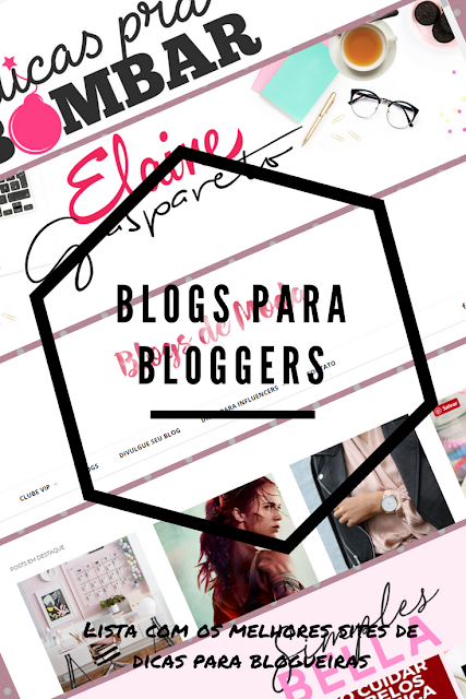 Ajuda para blogueiros