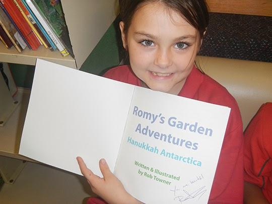 kids enjoying reading weird stories