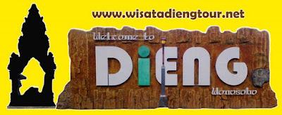 logo icon dataran tinggi dieng