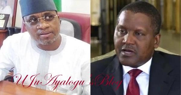 I am richer than Dangote - Nigerian Senator