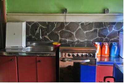 dapur Balitis Homestay murah