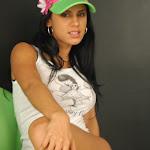 Andrea Rincon – Selena Spice – Cachetero Verde Foto 67