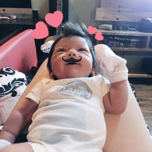Kylie Padilla Ibinahagi Ang Cute Photos Ni Baby Alas!