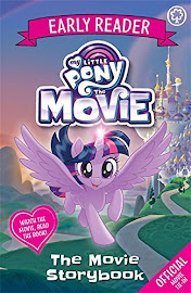 My Little Pony The Movie Storybook Books