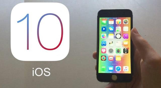 """مميزات وعيوب تحديث نظام تشغيل iOS 10 الجديد لاجهزة """"الايفون"""" لشركة ابل"""