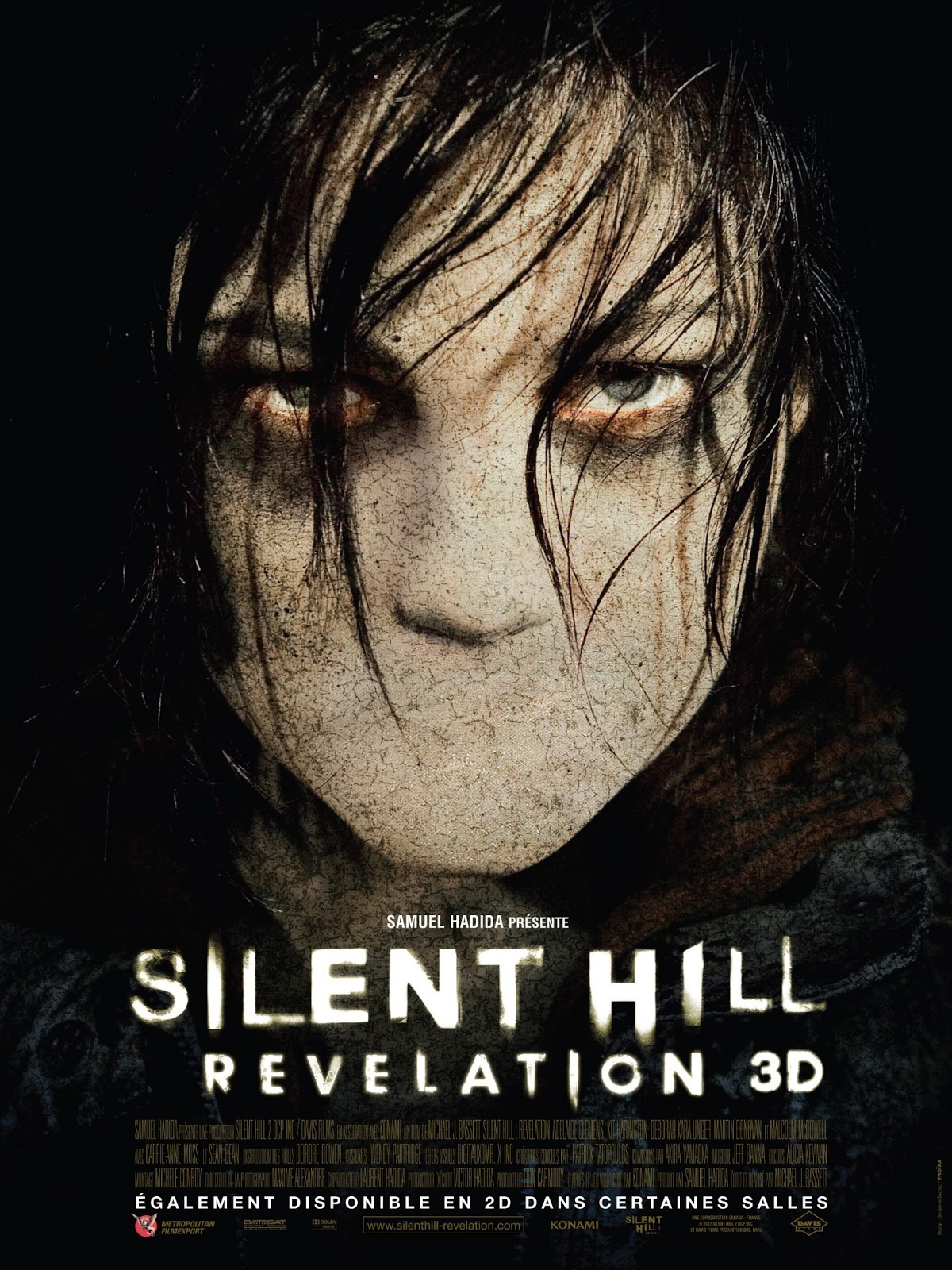 The Movie Knights Silent Hill Revelation Podcast Review