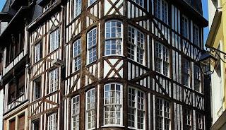 Rouen hébergement