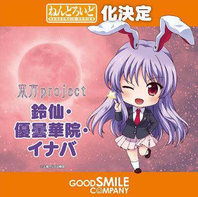 Nendoroid Reisen Udongein Inaba de Touhou Project -  Good Smile Company
