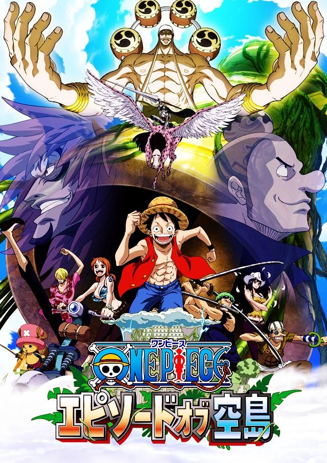 One Piece: Episode of Skypiea presents trailer