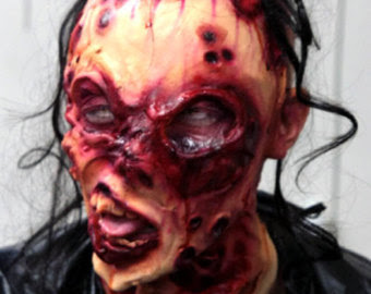 Halloween Scary Zombie Costumes Make Up Ideas For Men 2016