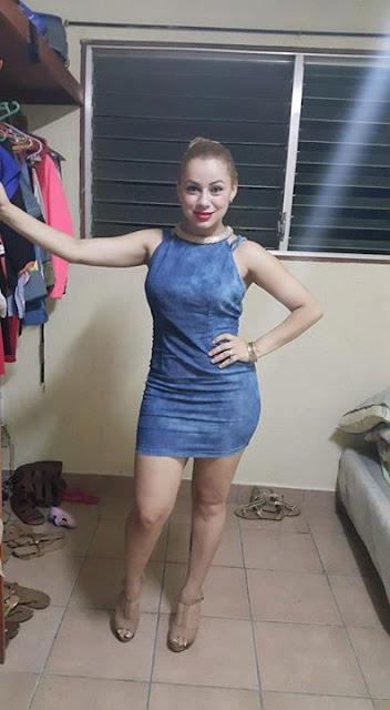 fotos de chica de nicaragua en falda