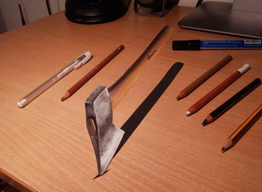 14-Axe-Nikola-Čuljić-2D-Anamorphic-Drawings-that-Look-3D-www-designstack-co