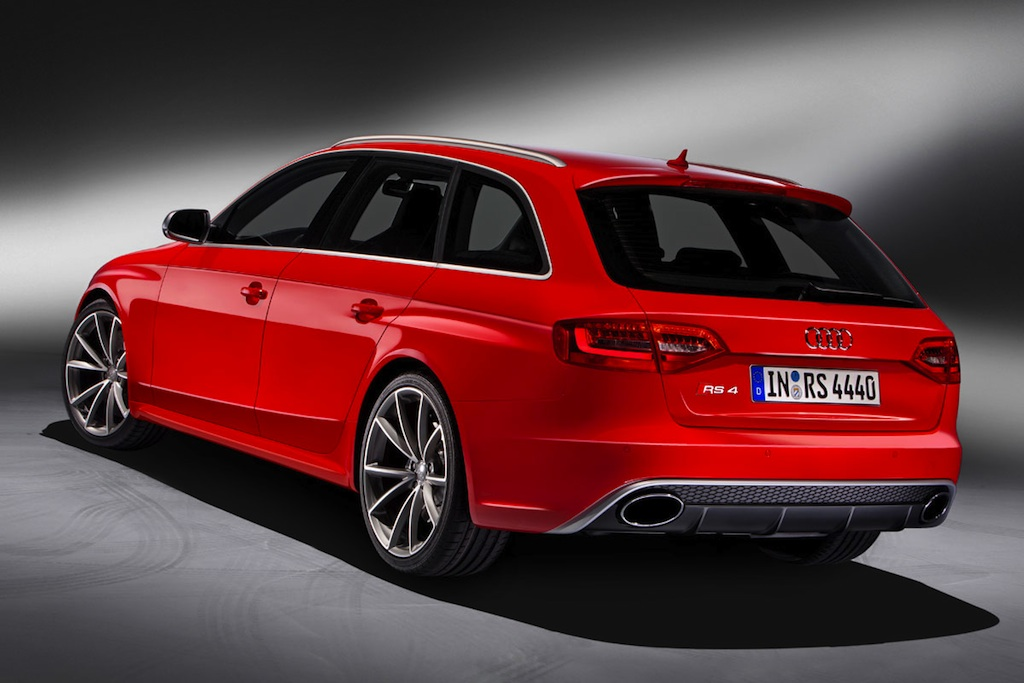 audi newz audi rs4 avant b8 2012 photos officielles. Black Bedroom Furniture Sets. Home Design Ideas