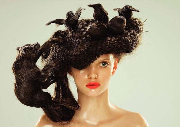 PEINADOS EXTRAVAGANTES MILTON LOAIZA YouTube - Peinados Extravagantes Para Mujeres