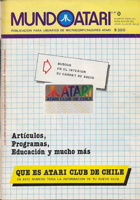 Mundo Atari #00 (00)