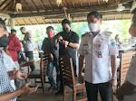 Bupati JG Support Upaya LPK PT MAJ Ciptakan Tenaga Operator Excavator Siap Pakai