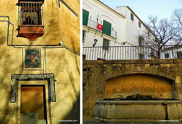 Palácio do Rei Mouro, Ronda, Andaluzia