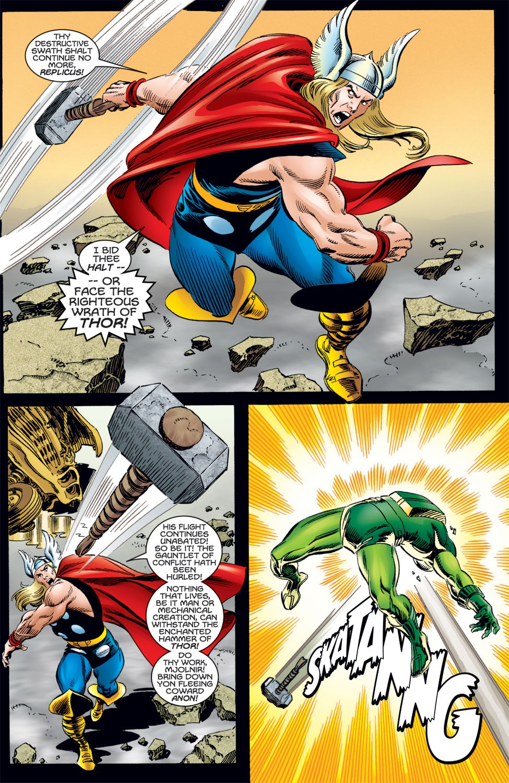 Thor (1998) Issue #9 #10 - English 5