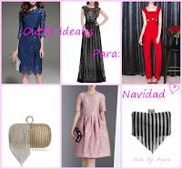 outfit ideales para navidad