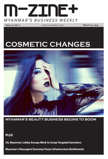 Myanmar's booming beauty business   mizzima