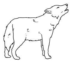 La Chachipedia Dibujos De Lobos Para Colorear Gifs