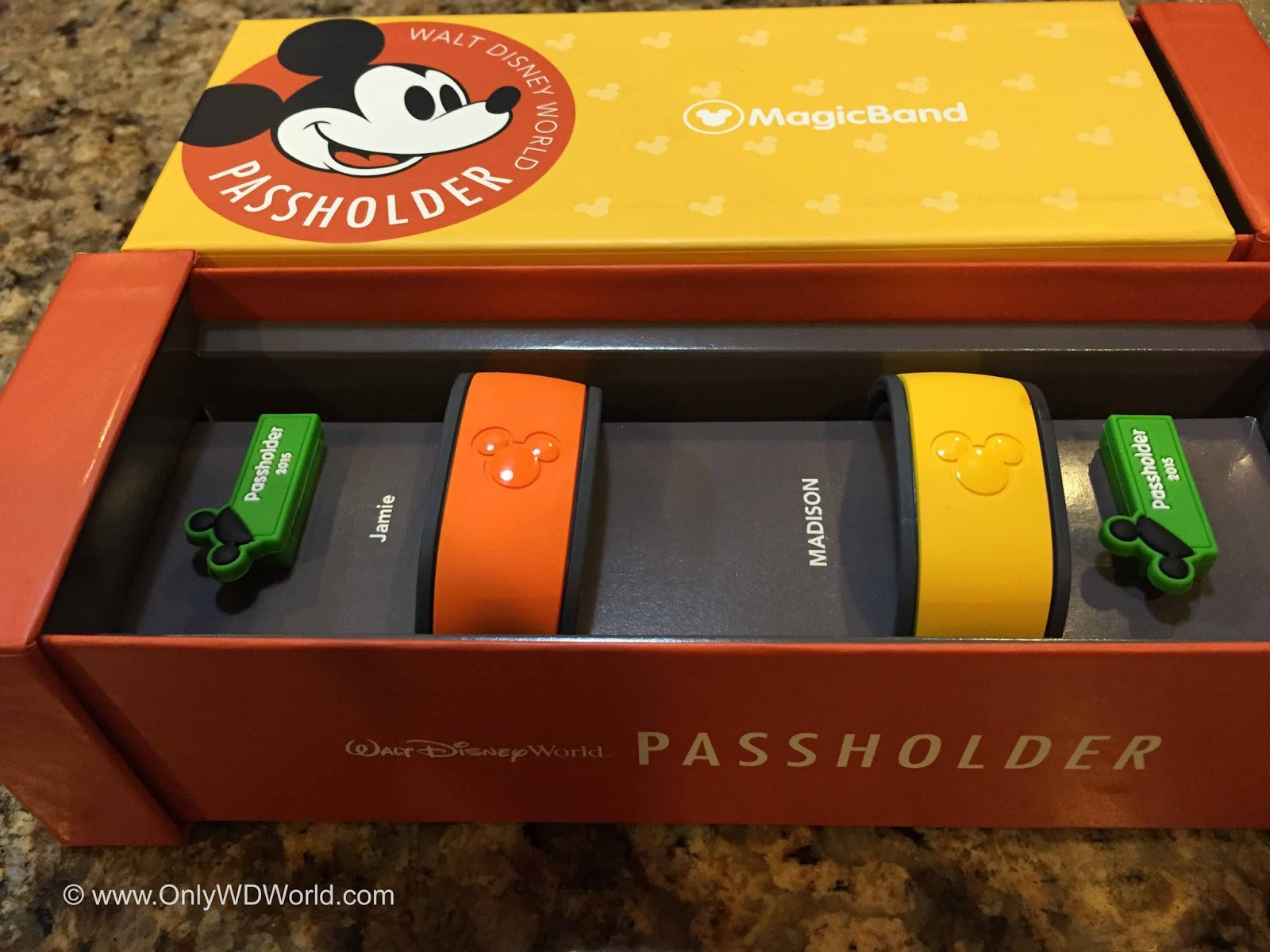 Annual Passholders can enjoy a stay right in the middle of the holiday magic with special Passholder rates as low as $95 per night, plus tax for a stay in a standard room at Disney's Pop Century Resort most Monday through Wednesday nights November 5 through November 14 and November 26 through December 5,