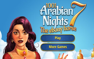 1001 Arabian Nights 7 Match 3 Online Games