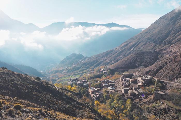 Voyage à Imlil, dans le Haut Atlas, au Maroc
