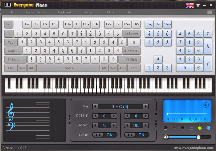 Download Everyone Piano - Software Simulasi Piano Gratis