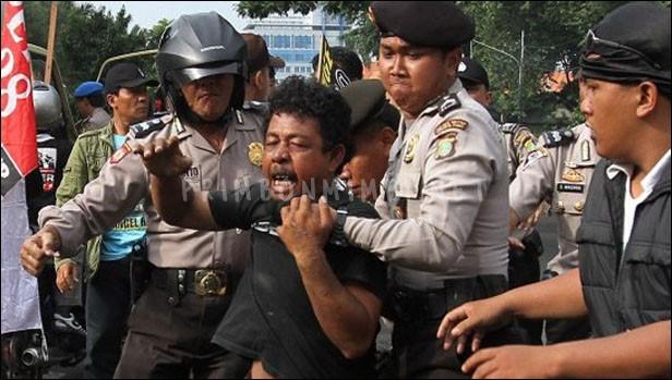 Mimpi Ditangkap Polisi