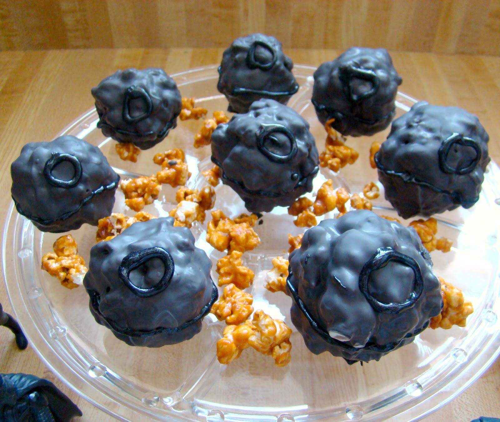 Food Network Popcorn Cake Recipe