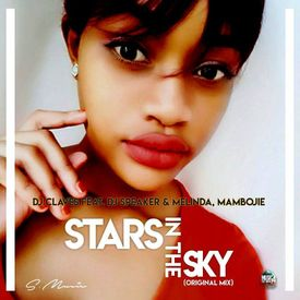 DJ Claves Feat. DJ Speaker & Melinda Mamboji - Stars In The Sky