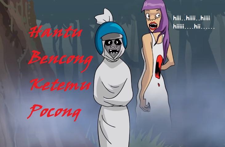 Dilarang COPAS - situs resmi www.mangacanblog.com - Komik hantu bencong ketemu pocong 001 - chapter 1 2 Indonesia hantu bencong ketemu pocong 001 - chapter 1 Terbaru |Baca Manga Komik Indonesia|Mangacan