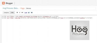 Mengatasi Sitemap Custom Domain Blogger Error atau Tidak Muncul