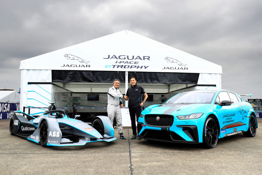 Jaguar I-Pace eTrophy Race Series Will Begin From December 15, 2018
