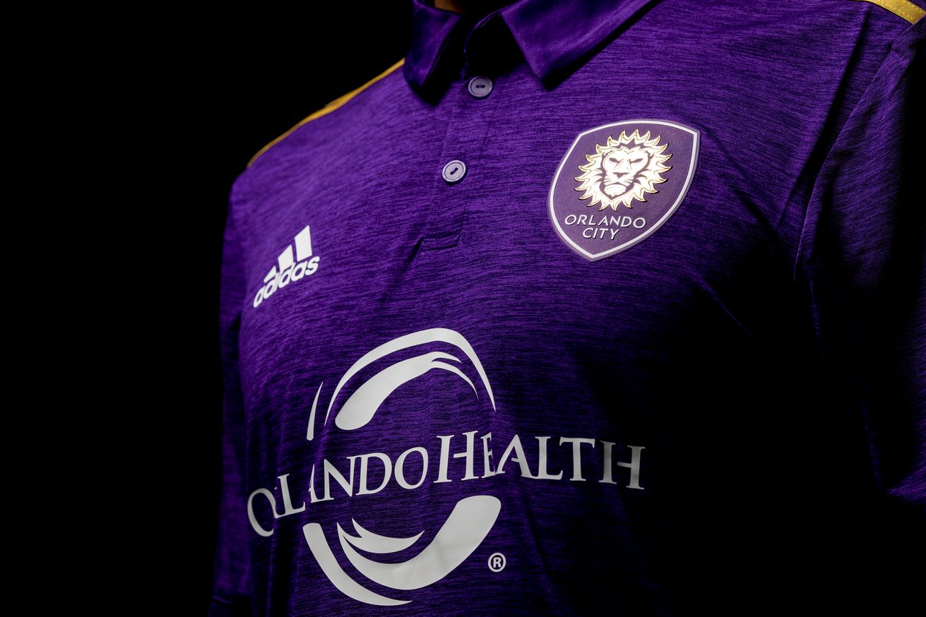 orlando city 2017 home kit released - footy headlines