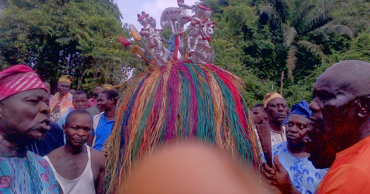 Akin Akintayo: The Agemo Traditions of Ijebuland - A Primer