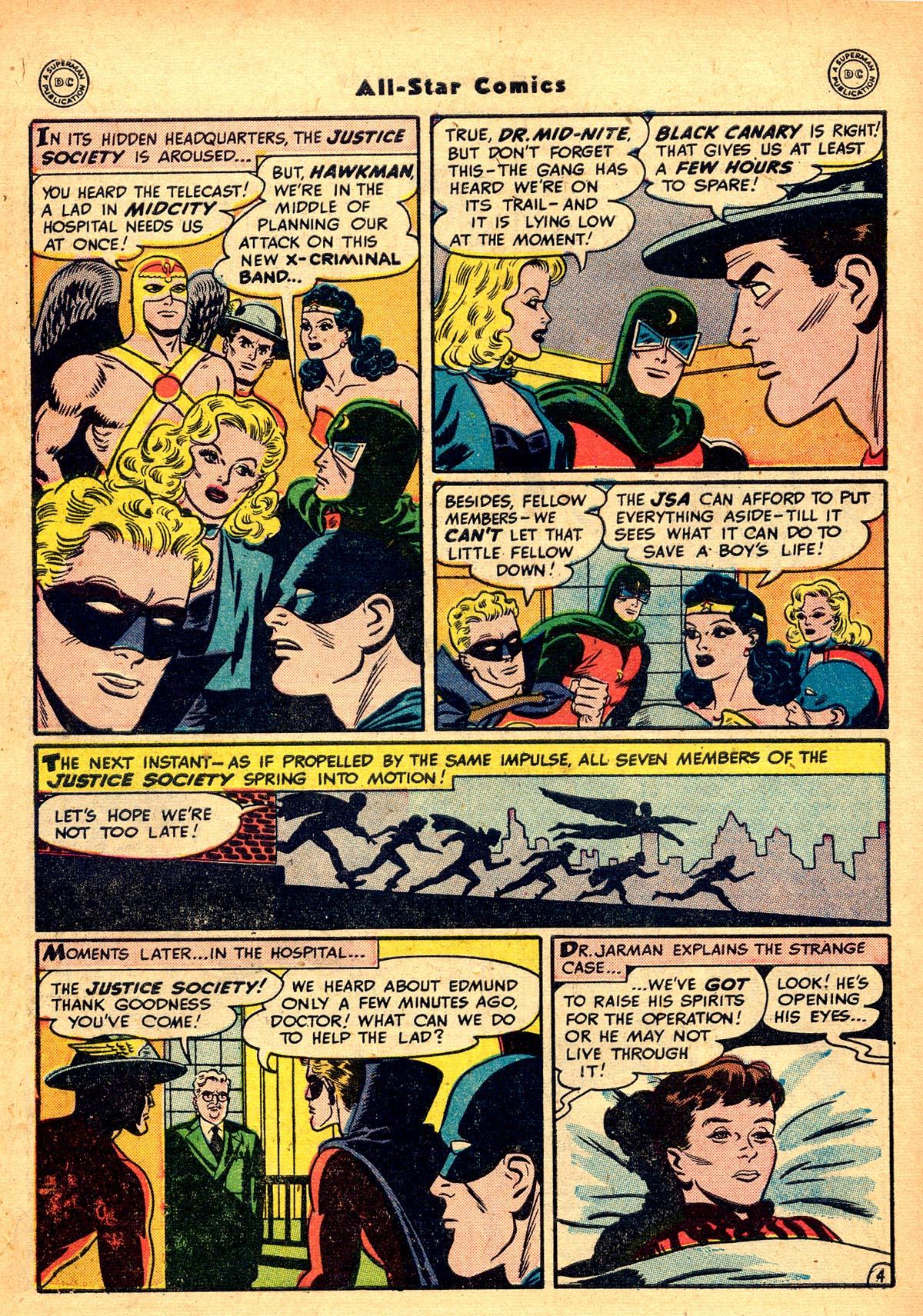 Read online All-Star Comics comic -  Issue #48 - 6
