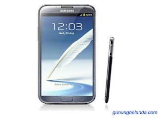 Cara Flashing Samsung Galaxy Note 2 LTE (Korea) SHV-E250K